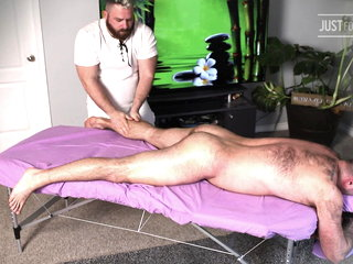 Bear Massage with Fucking 3